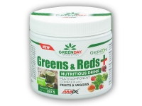 Greens and Reds+ 250g