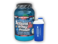 Actions Whey 85 Protein 1000g + šejkr