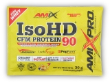 IsoHD 90 CFM Protein 30g sáček - double dutch chocolate