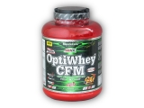 OptiWhey CFM Instant 2250g - strawberry-yogurt