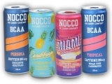 NOCCO BCAA + Caffeine 180mg 330ml - peach