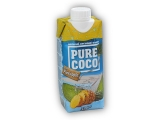 Pure Coco with Pineapple 330ml