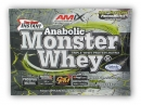 Anabolic Monster Whey 33g akce